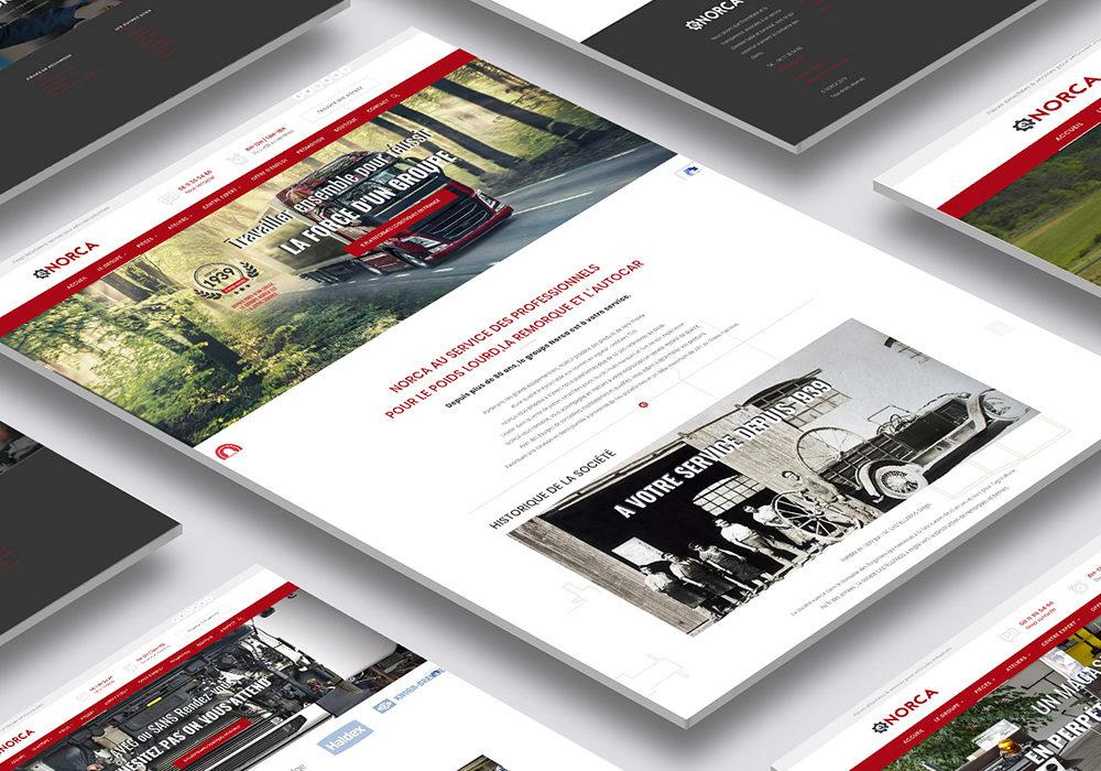 site-vitrine-norca-pieces-detachees-camion